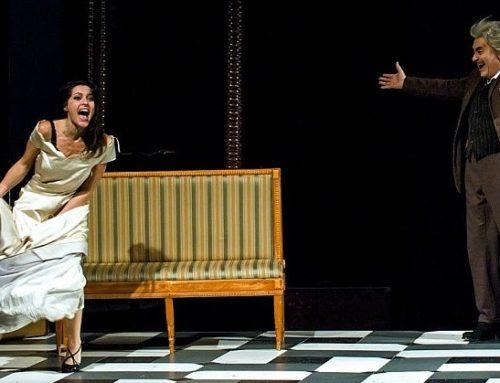 A Scandiano va in scena Luigi Pirandello con la sua forza e la sua follia